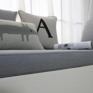 119平米大戶型臥室灰色榻榻米裝修效果圖