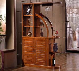 100平米美風格三室兩廳客廳陽臺隔斷柜裝修效果圖
