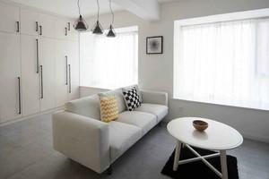 67平两居室简单房屋装修效果图