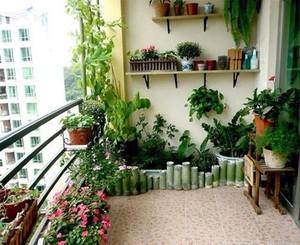 3平米家用小陽臺花園裝修效果圖