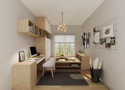 38平米公寓中式榻榻米房間裝修效果圖