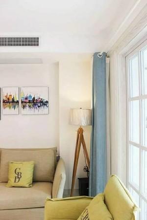 100平米现代欧式阳台实木玻璃推拉门效果图