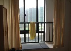 43平米公寓日式飄窗榻榻米裝修效果圖