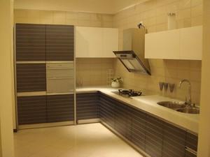 90平方房子歐派整體櫥柜裝修效果圖