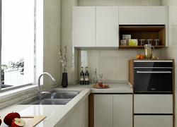 60平方公寓歐派整體櫥柜裝修效果圖