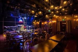 100平米小酒吧工業風設計風格效果圖