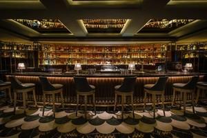 100平小型網紅酒吧裝修效果圖
