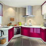 廚房簡約局部小戶型裝修