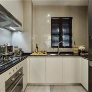 廚房現代局部小戶型裝修