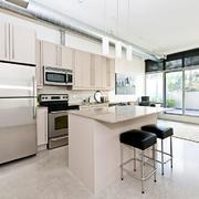 廚房北歐櫥柜120平米裝修