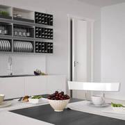 廚房簡約壁柜80平米裝修