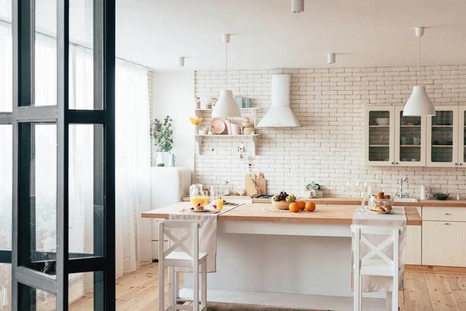 70平米乡村风格厨房装修效果图