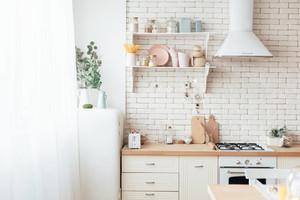 兩居室鄉村風格廚房裝修效果圖