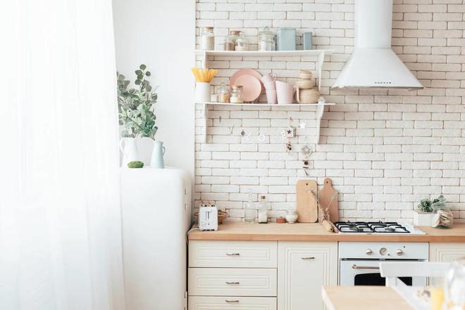 两居室乡村风格厨房装修效果图