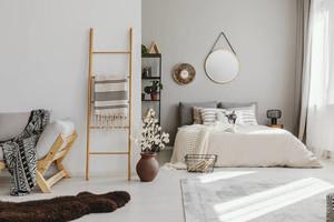 小戶型北歐風格臥室裝修效果圖