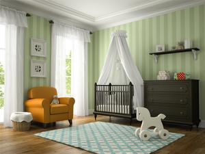 大戶型家庭美式男孩兒童玩具房裝修效果圖