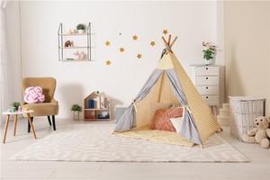 家庭兒童玩具區域布置圖片
