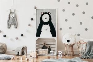 小戶型寶寶房間裝修效果圖