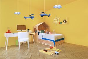 男童小臥室裝修效果圖