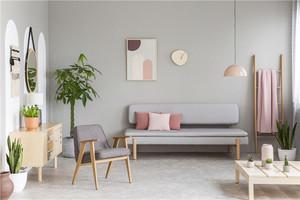 宜家风格客厅装修效果图