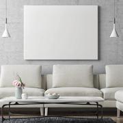 客厅现代沙发三居室装修