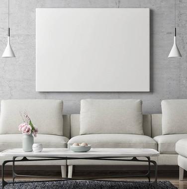 客厅装修效果图欣赏现代简约灰色系列