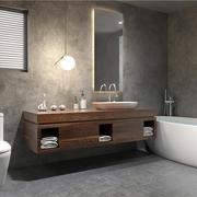 衛生間現代家具錯層裝修