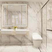衛生間北歐瓷磚120平米裝修