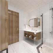 衛生間現代局部兩居室裝修