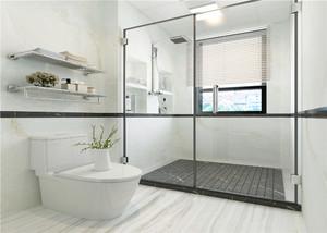 家庭淋浴间装修效果图