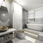 衛生間北歐家具復式裝修