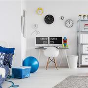 卧室简欧家具80平米装修