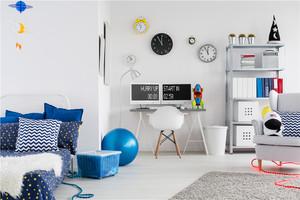 白色簡歐風格裝修臥室圖片