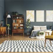 卧室美式墙面别墅装修