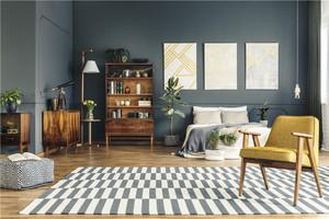 簡美臥室風格裝修效果圖