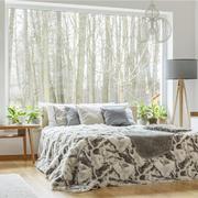 卧室北欧家具不规则户型装修