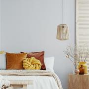 卧室日式灯具小户型装修