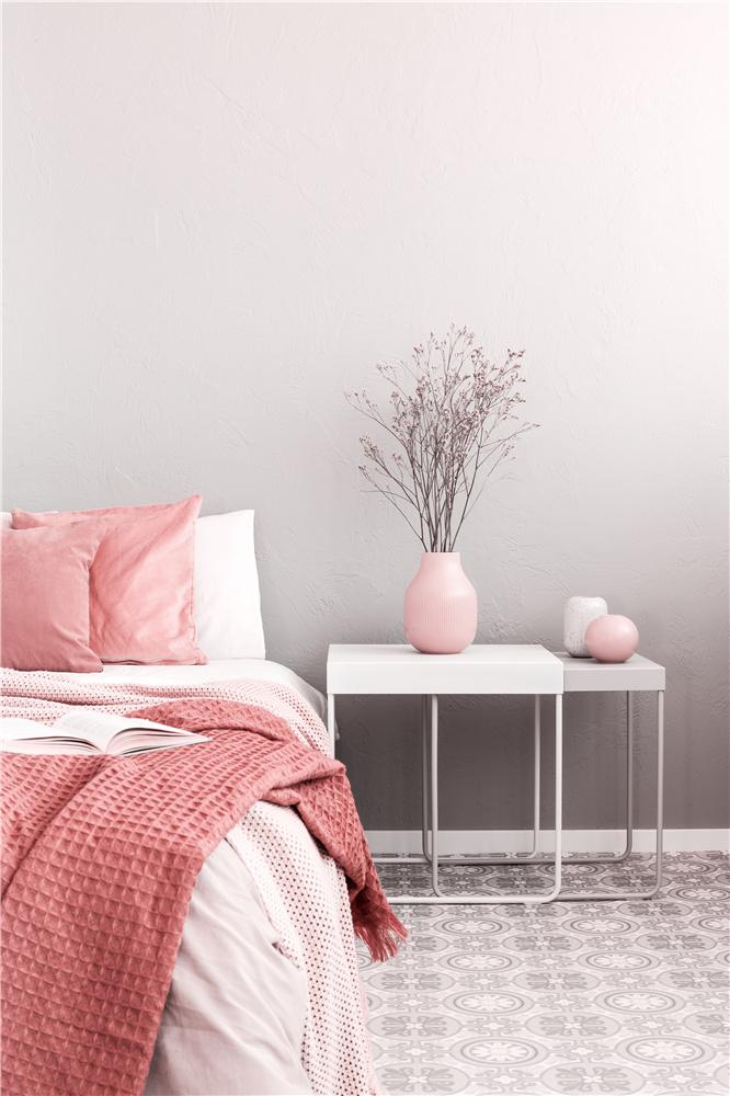 小户型女生温馨卧室装修效果图
