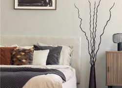 臥室溫馨浪漫裝修效果圖