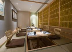 日式風格餐廳裝修圖片