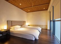 95平米日式風臥室裝修效果圖
