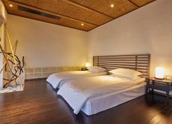 99平米日式風格臥室裝修效果圖