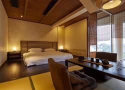 別墅日式風格臥室裝修設計效果圖