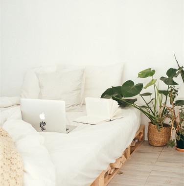90平米现代风格卧室设计图