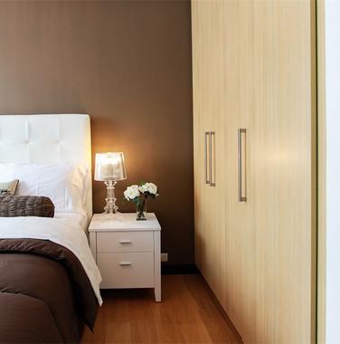 105平米简欧风格床头柜设计效果图