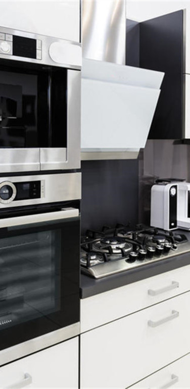 110经典黑白灰搭配厨房设计