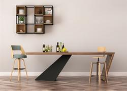 大戶型歐式簡約客廳家具裝修圖片