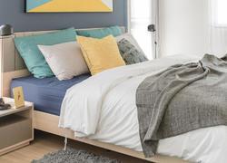 70平米簡約風格臥室家具設計效果圖