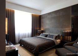 后現代風格兩居室臥室裝修設計效果圖