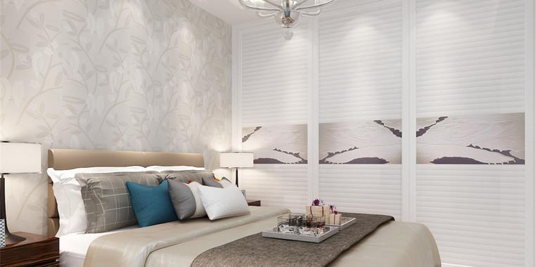 117平米简欧风三室一厅装修效果图